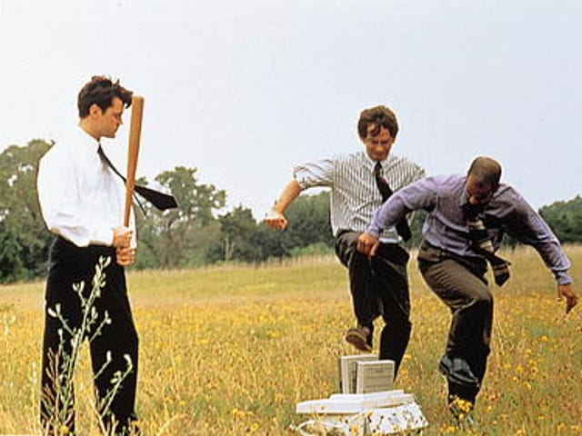 """I'm about to go """"Office Space"""" on my printer"""