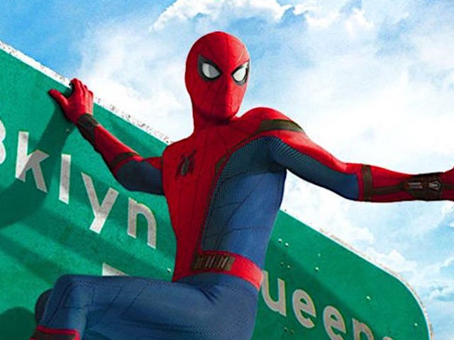 Everything We Know About Spider-Man's New High-Tech Suit in Homecoming