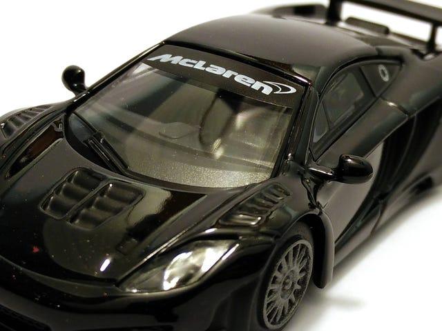 LaLD कार सप्ताह - गुरुवार को टेम्स: फैक्स मशीन संस्करण