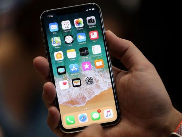 Puede obtener el iPhone X entregado mañana si hace un pedido ahora mismo de Apple