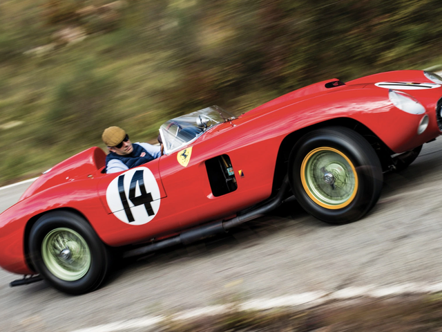 Another Day Another 1956 Ferrari 290 MM Selling For $22 Million