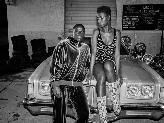 First Look: Behind the Scenes and on the Run With Queen & Slim