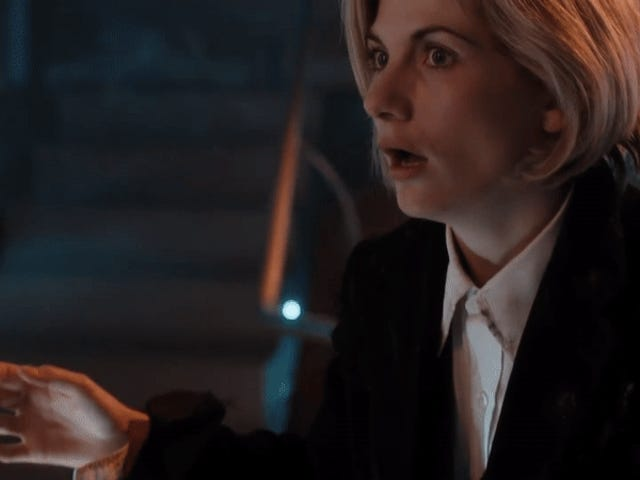 Jodie Whittaker on the Importance of Becoming Doctor Who's Star