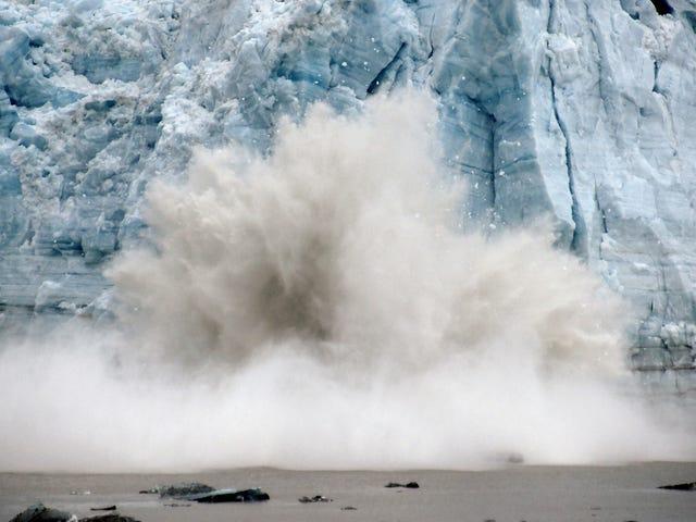 美国拒绝承认北极气候变化的威胁,因为特朗普官方欢呼使海冰融化