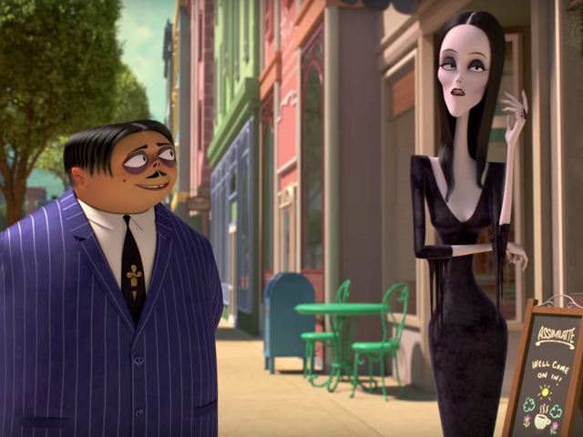 The Addams Family's Latest Trailer Brings Them to the Horrors of...New Jersey