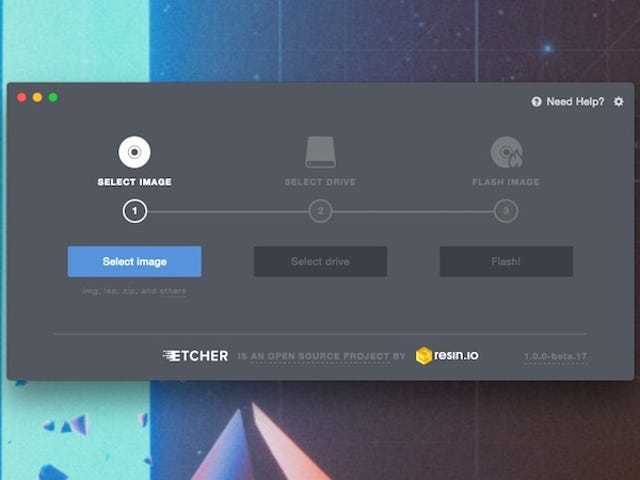 Etcher Is the Easiest Way to Make a Raspberry Pi SD Card