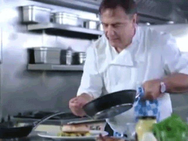 Πώς να τηγανίσετε στην τελειότητα σύμφωνα με τον σεφ Michelin-Star, Raymond Blanc