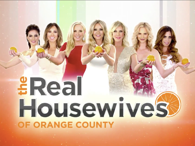 The New Real Housewives of Orange County Tag Lines Are Among the Worst We've Ever Heard
