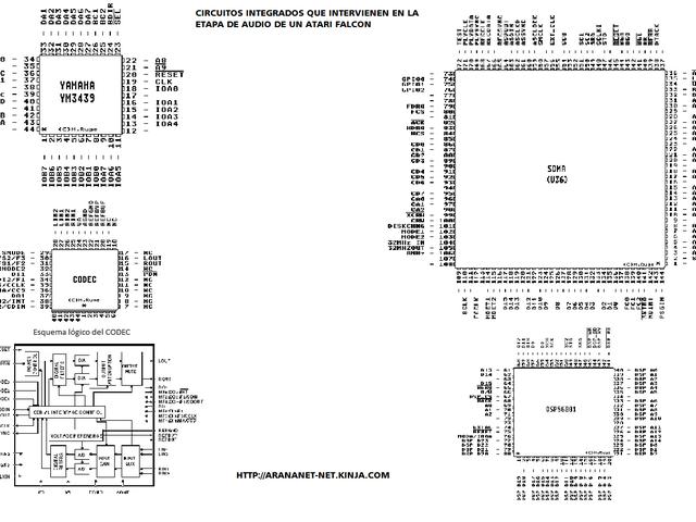 Reparación del SoundDMA en un Atari Falcon 030