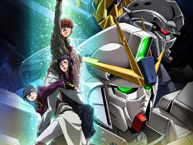 I miei pensieri su <i>Mobile Suit Gundam NT</i>