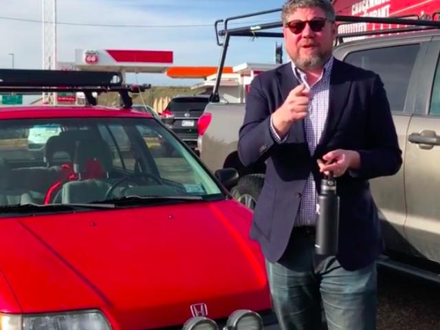 Jeopardy Champion Austin Rogers planerar Ultimate Car TV Show