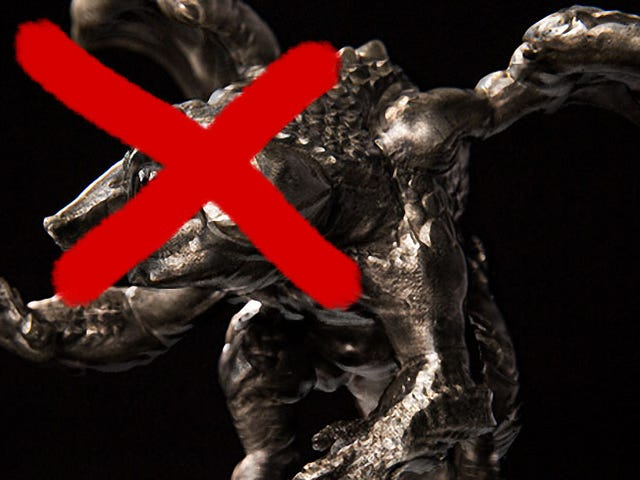 Valve Sends Terrible Statue To <i>DOTA 2 </i>Fans, Now Has To Send Another