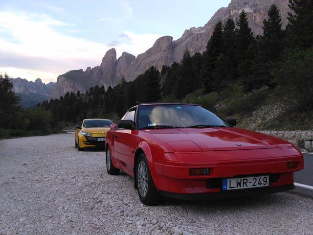 Oppo Alps meet photos