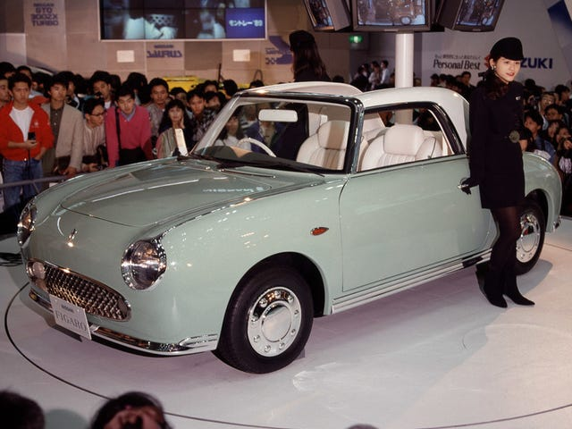 The 1989 Tokyo Motor Show Is Where I Will Go To Find Joy Again