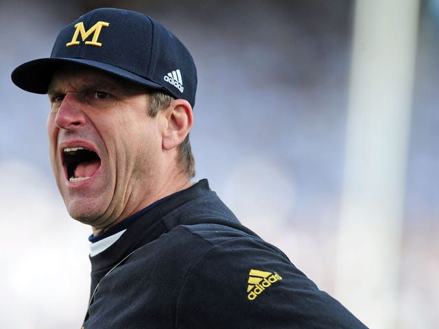 "Twitter-användare Jim Harbaugh Roasts ""Amazing"" Nick Saban"