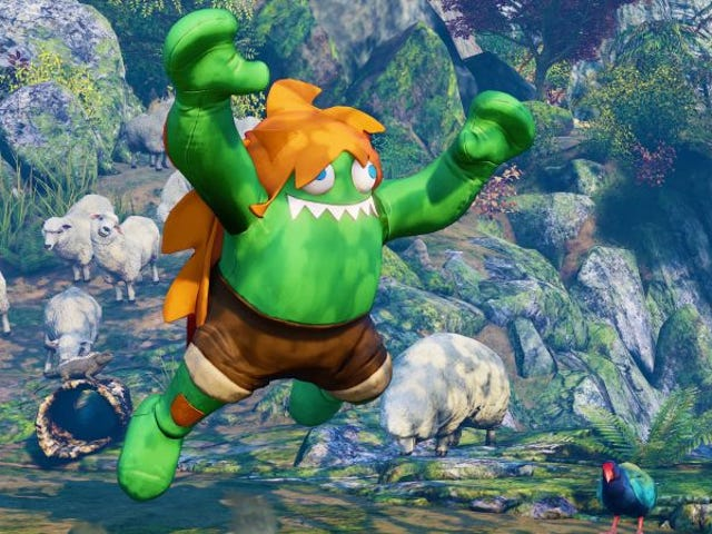 The Weekend In Esports: Another Season, Another Reason To Love Blanka