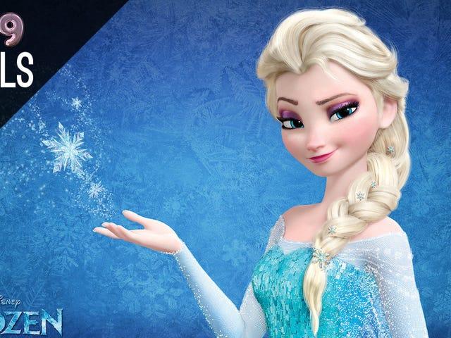 Frozen, Archer Season 4, Joss Whedon, Cards Against Humanity [Deals]