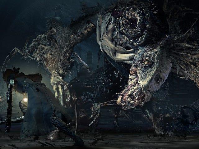 <i>Bloodborne</i> Player besiegt DLCs härtesten Boss mit nur seinen Fäusten