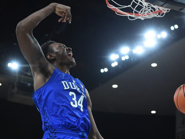 Watch: Mother of Former Duke Player Wendell Carter Jr. Compares NCAA Basketball to Slavery and Prison