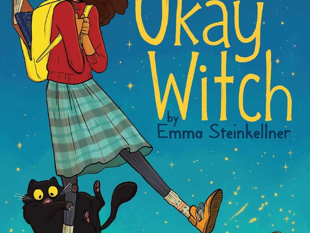 The Okay Witch is the perfect read for kids who love Hocus Pocus and Halloweentown
