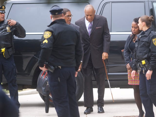 Is Bill Cosby's Time Up? Comedian's Sexual Assault Retrial to Begin Monday