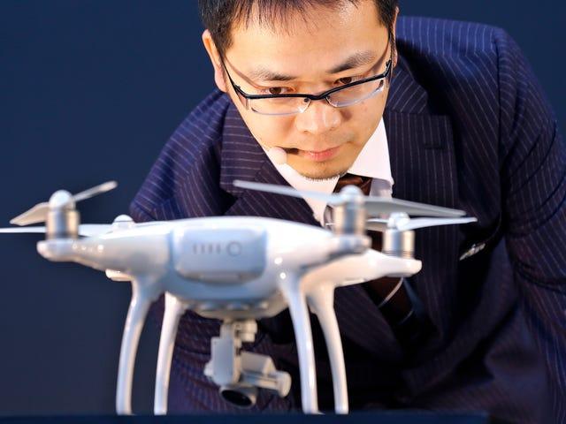 DJI tung ra 'Chế độ Dữ liệu Địa phương' cho máy bay Không quân Sau khi quân đội Hoa Kỳ Ban Over Unknown 'Các lỗ hổng trên mạng'