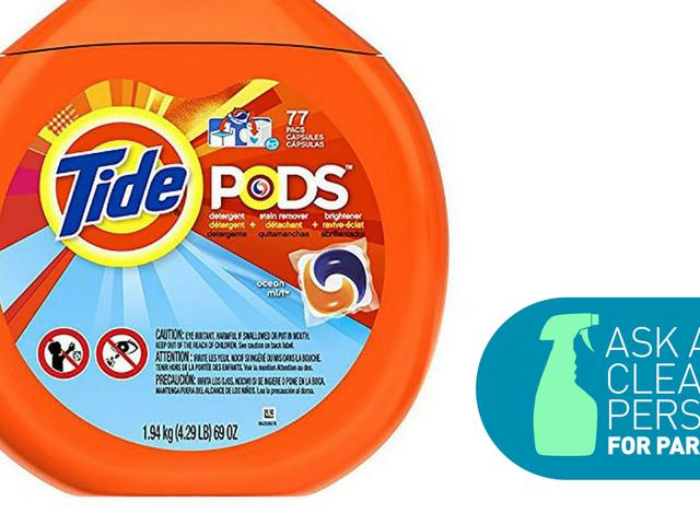 Should You Still Use Tide Pods If You Have Kids?