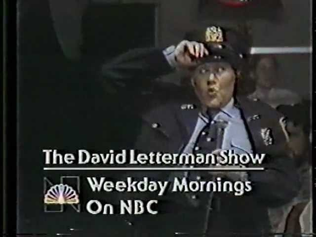 The Early David Letterman - 1968-1980