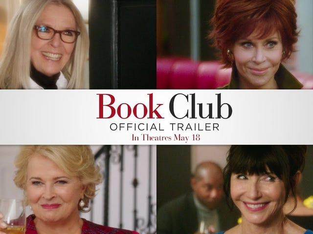 每一代人都能获得它应得的<i>Book Club</i>