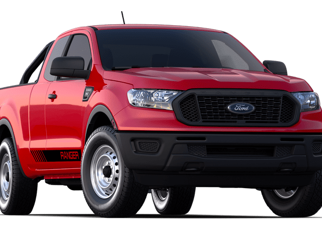 The 2020 Ford Ranger Has A Surprisingly Interesting Accessory Catalog