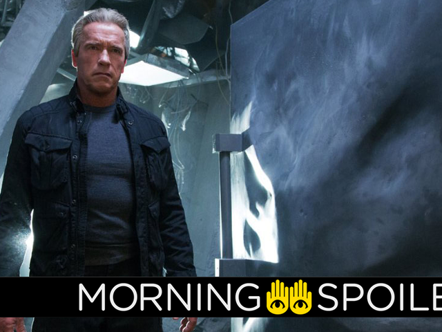More Hints for the Future of the Terminator Franchise