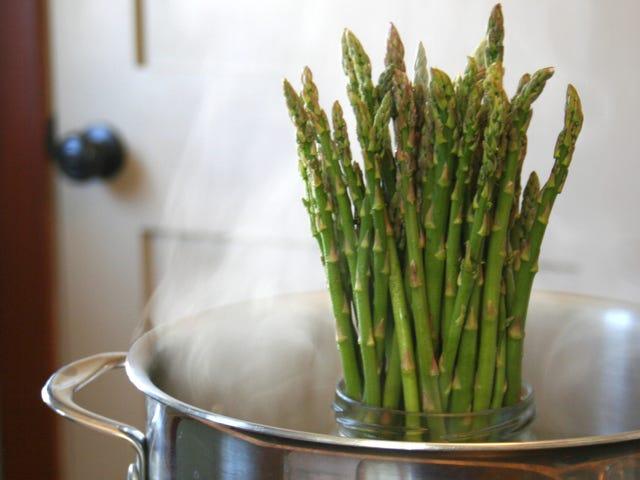 Najlepsza metoda gotowania szparagów ma 2000 lat