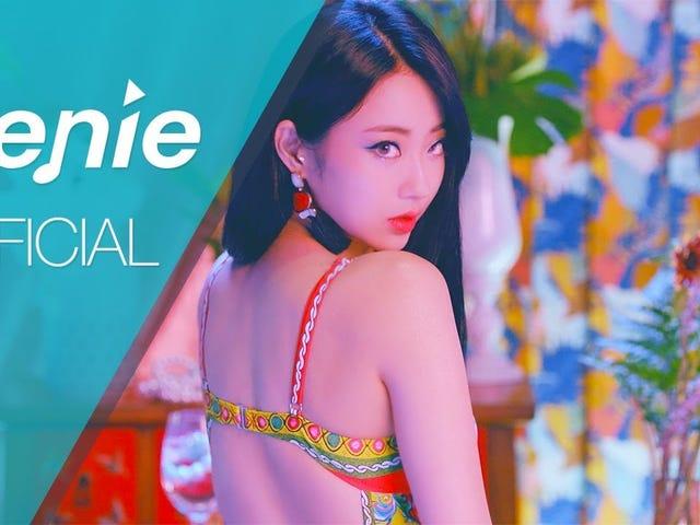 K-Pop今日精选:蓝月亮
