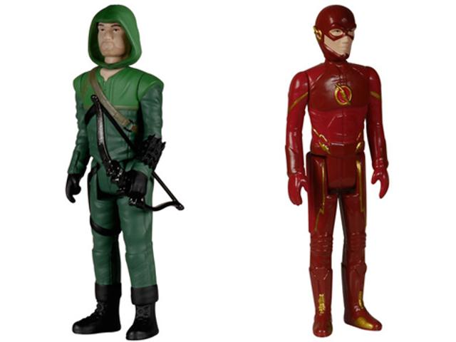 Это не <i>Arrow</i> и <i>Flash</i> вы ждали