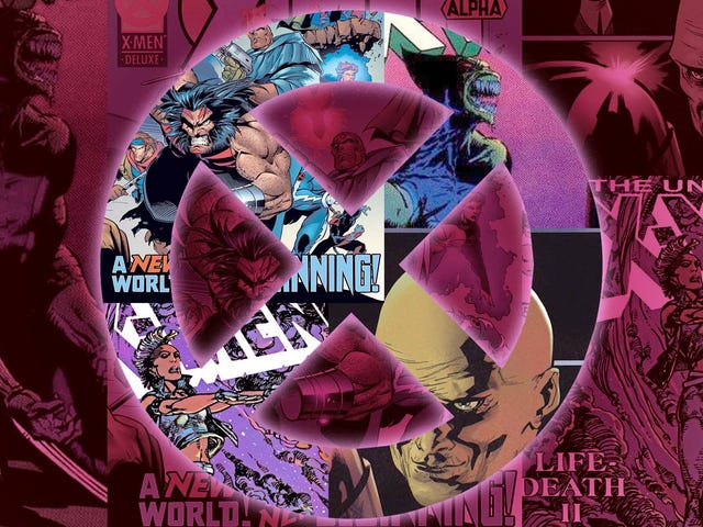Arcs of future past: 14 classic X-Men stories that would make good X-Men movies