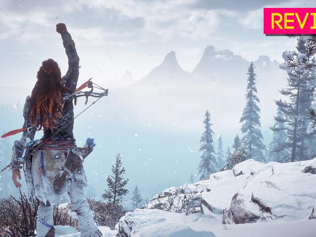 Horizon Zero Dawn: The Frozen Wilds: The Kotaku Review
