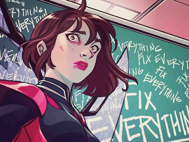 The New Unstoppable Wasp Gives Nadia a Problem She Can't Solve Alone: Bipolar Disorder