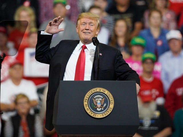 Trump Rally in Iowa Chants 'Lock Her Up' About Senator Dianne Feinstein