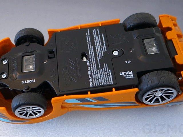 """Nowe samochody RC """"Wheels"""" mają własne umysły"""