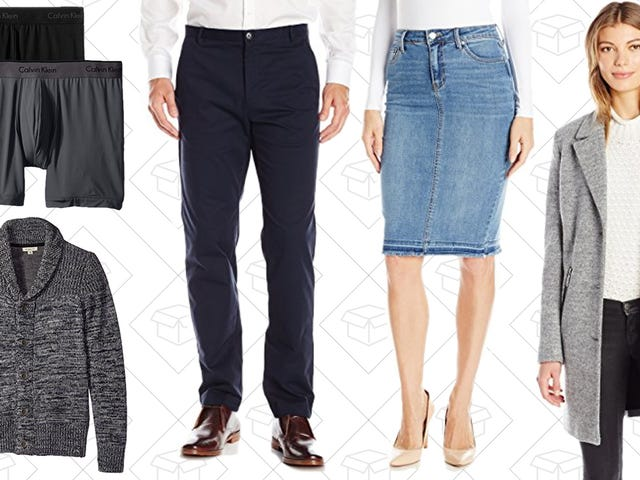 Amazon Is Marking Down Tons of Calvin Klein Styles, Today Only