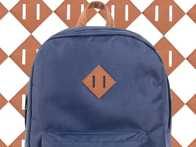 What the Diamond Patch on Your Backpack Is For
