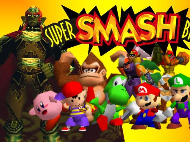 Hack ROM mới bổ sung Ganondorf vào Super Smash Bros. 64