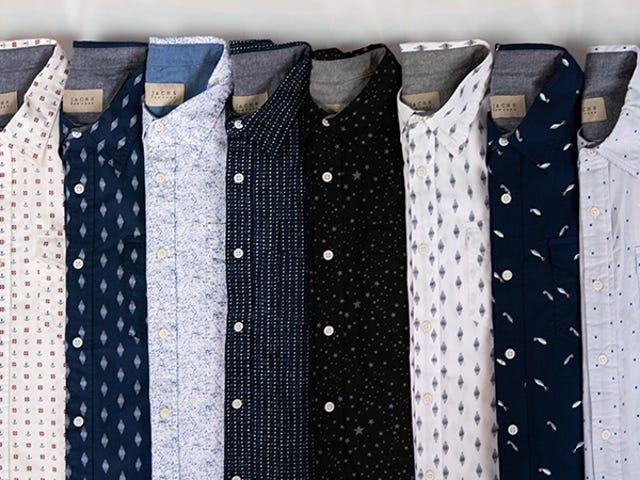 Save 60% On Jach's Lightweight Linen Shirts Built For Summer (From $23)