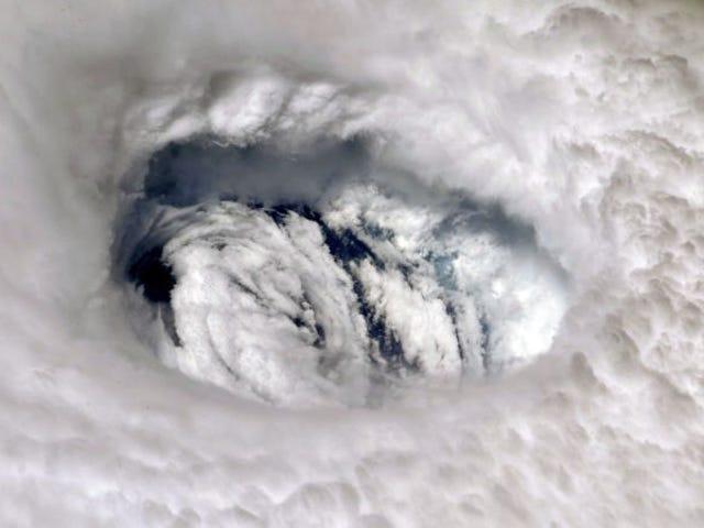 Hvorfor orkanen Dorian bremsede, og hvorfor den stadig er farlig
