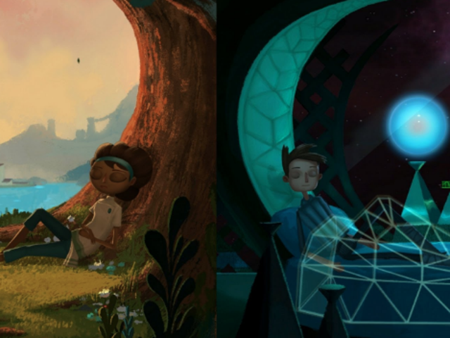 The First Few Screens of Broken Age Are Right On