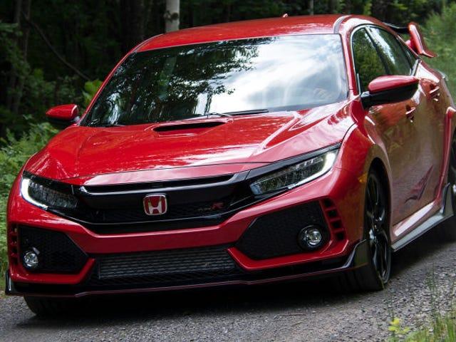 La Honda Civic Type R 2018.5 est toujours une valeur impressionnante même si elle est légèrement plus chère