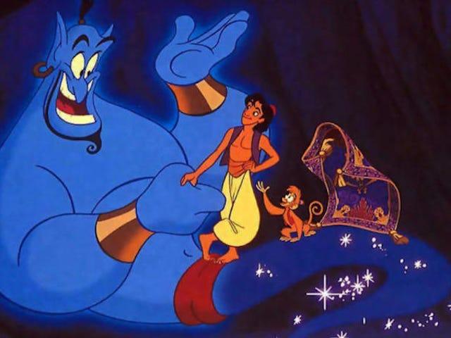 Disney gör det självklara valet och sätter Guy Ritchie i uppgift för Live Action <i>Aladdin</i>