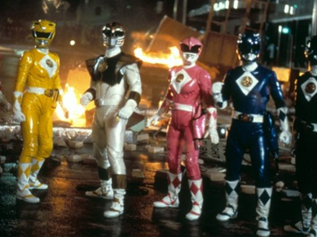 The Original Power RangersMovie Is a Glorious Tribute to '90s Excess