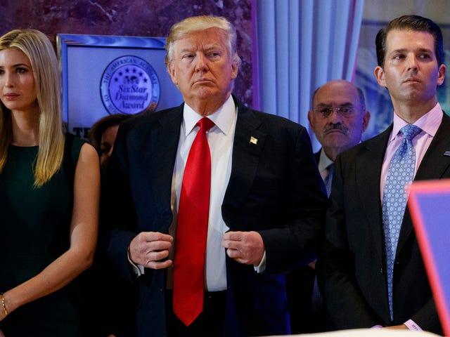 Don Jr., Mueller Raporundan Öğrendiklerimizi ve Diğer Küçük Şeyleri Gözden Geçirmek İçin Çok Aptal