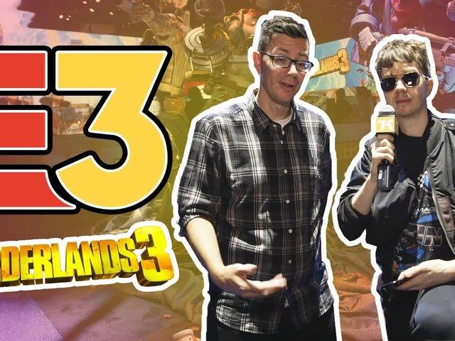 We Quiz, directeur artistique de Borderlands 3 sur le jeu vidéo Screenshots